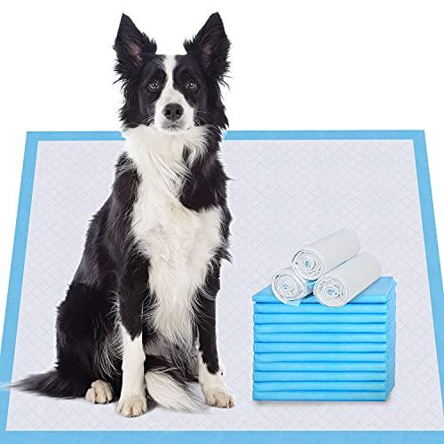 IMMCUTE Extra Large Dog Pee Pads 28