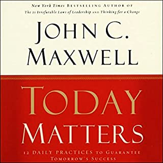 Today Matters cover art
