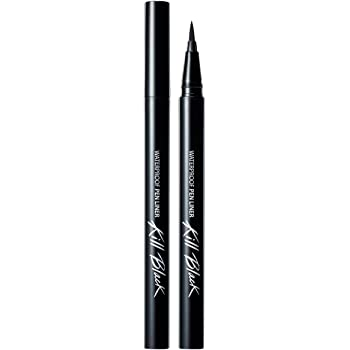 CLIO Waterproof Eye Liner (Pen Liner, 01 Black)