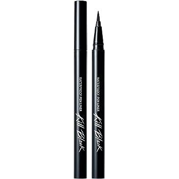 CLIO Waterproof Eye Liner (Pen Liner, Pen_Black)