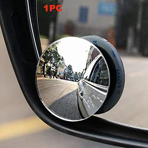 Specchietto ausiliario retrovisore Grandangolo Auto Macchina Sicurezza adesivo
