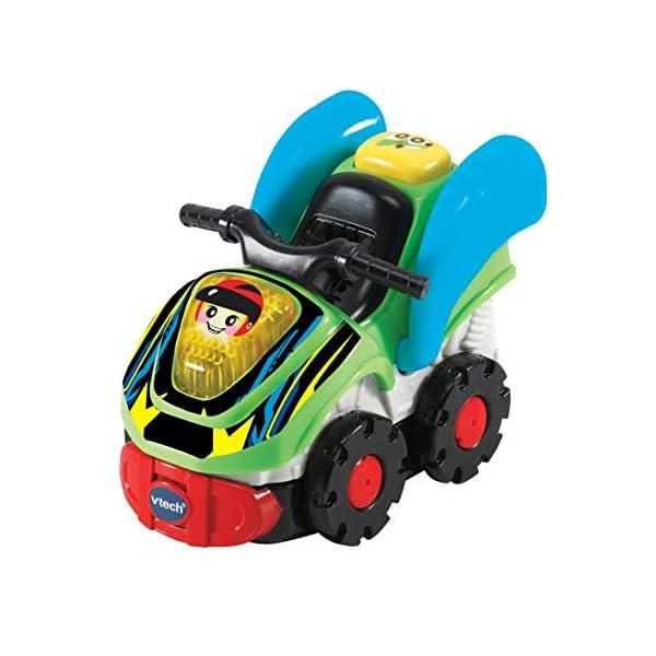VTech Toet Toet Auto's Ad Quad - Juegos educativos (Multicolor, Niño/niña, 1 año(s), 5 año(s), Holandés, De plástico)