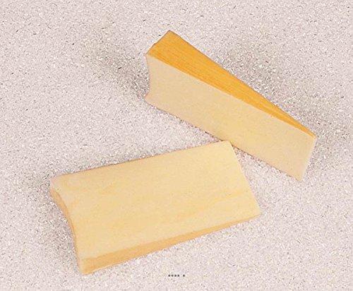 Artif-Déco-mag.com – Cortador de fontina queso en lote de 2 unidades, plástico soplado, 160 x 75 mm