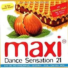 Maxi Dance Sensation 21 (2xcd, 38 Tracks)