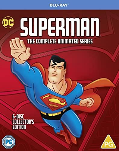 Superman : The Animated Series [Blu-ray] [1996] [Region Free]