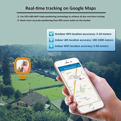 Mini GPS Tracker for Kids Magnetic GPS Tracking Device Hidden Real Time GPS Tracker for Kids Elderly Item Car Motorcycles Bike with Anti Theft Alarm - TK921 with SIM Card