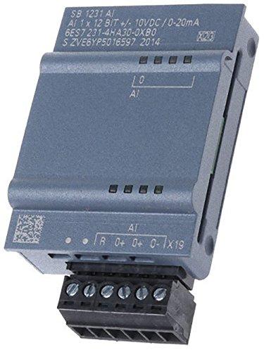 Siemens ST72–1200–Simatic S7–1200Eingang Analog sb12311AI 10V