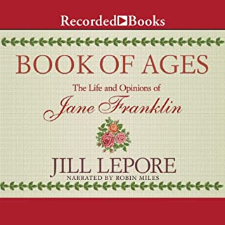 Book of Ages audiobook cover art