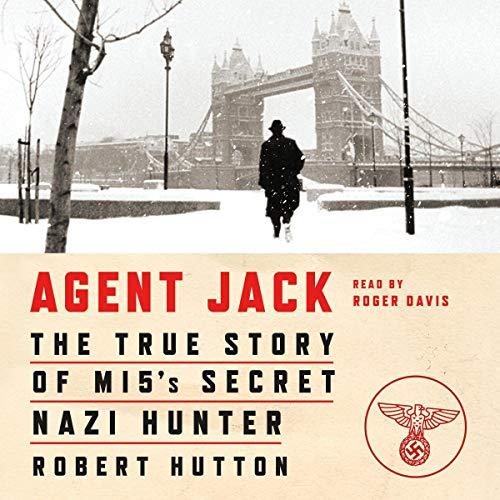 Page de couverture de Agent Jack