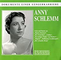 Anny Schlemm by Mozart (2010-03-09)