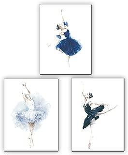 Best ballet dancer watercolour Reviews
