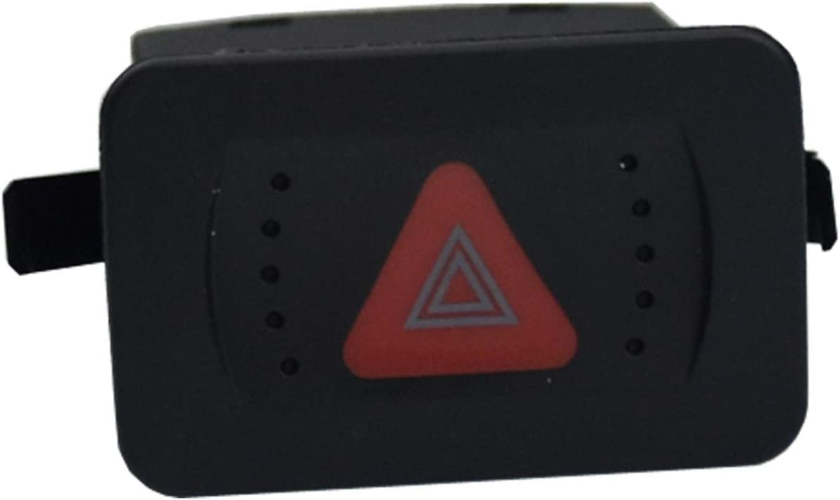 ZXC Fit for VW Golf MK4 Bora Emergency Hazard Flasher Warning Li