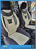 Maß Sitzbezüge kompatibel mit Mercedes C-Klasse W205/S205 Fahrer & Beifahrer ab FB:902