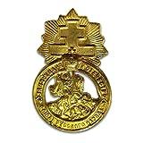 Kocreat COPIA Insignia de oro rusa-URSS CCCP Medalla Militar- Insignia rusa Medalla de honor Medallas de guerra REPLICA...