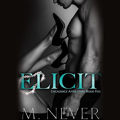Elicit audiobook cover art