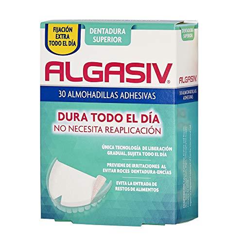 Algasiv, Almohadillas Adhesivas para Dentaduras Postizas sup