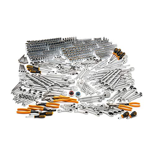 GEARWRENCH 613 Pc. Master Mechanics Hand Tool Set - 89060, Multi, One Size