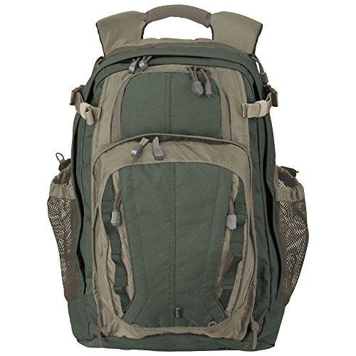 5.11 COVRT18 Tactical Covert Military Rucksack Groß Assault Rucksack Pack Style 56961 Grün/Braun