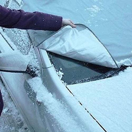 Auto Venster Zonnescherm Voorraam Sneeuw Winter Auto Zonneklep Voorruit Zonnescherm Auto Onderdelen Draagbare Zonnekap Cover Suv Auto Zonnescherm