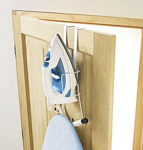 Bügeleisen Brett Organizer für Türen - Türhalterung
