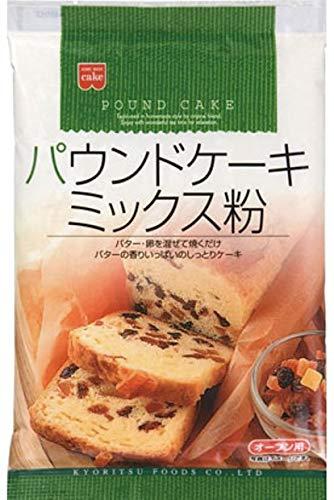 共立食品 共立 HMCパウンドケーキミックス袋200g