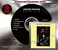 BREEZIN' by George Benson (2014-09-02)