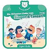 Tigerbox 4168 tigercard-Die 20 besten Lieder zum Singen & Tanzen -