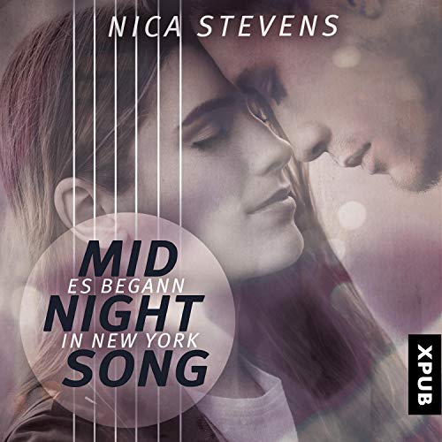 Midnightsong (German edition) cover art