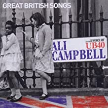 ali campbell great british songs songs