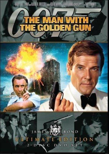 James Bond - The Man With The Golden Gun (Ultimate Edition 2 Disc Set) [Edizione: Regno Unito] [Edizione: Regno Unito]