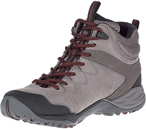 Merrell Women's Siren Traveller Q2 Mid Waterproof Hiking Shoe