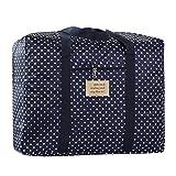 Große Oxford Aufbewahrungstasche handliche Trage-Tasche Reisegepäck Einkaufstaschen für...