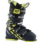 Rossignol All Speed 100 Botas Esquí, Hombre, Negro/Amarillo, 27