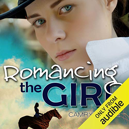 Romancing the Girl audiobook cover art