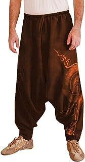 Amazon Es Ropa Hippie Pantalones Hombre Ropa