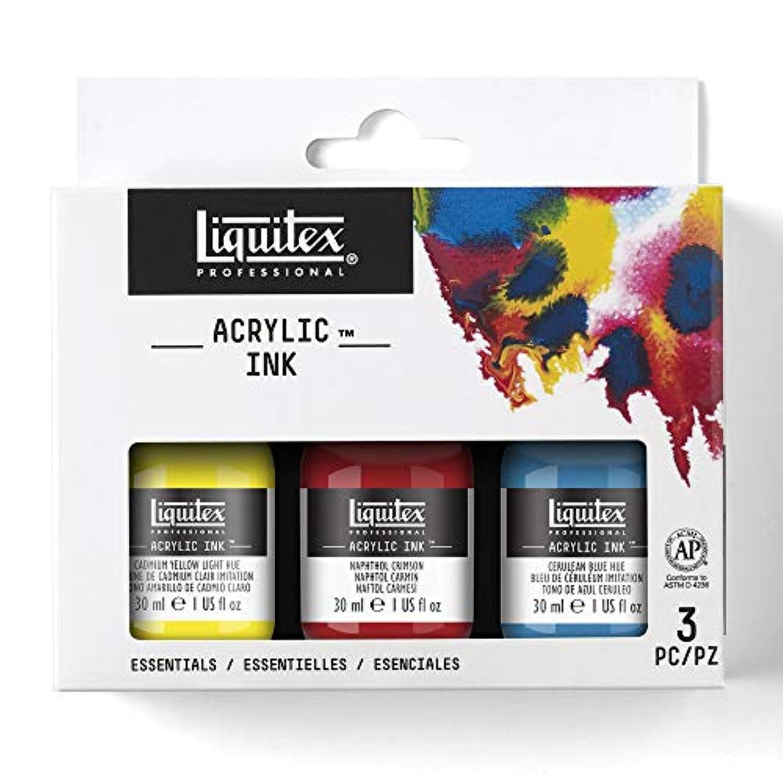 Liquitex Professional Acrylic Ink, Color Set