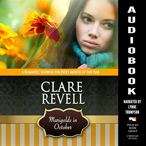 Marigolds in October cover art