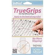 CRAFTERS WORKSHOP TrueCut Non-Slip Ruler Grips, 30/Pkg (Twо Pаck)