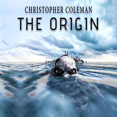 The Origin  audiobook cover art