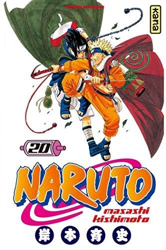 Naruto - Tome 20