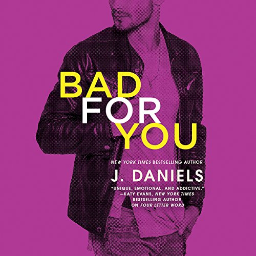 Bad for You audiobook cover art