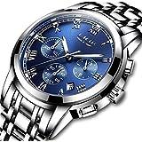 Men's Watches Fashion Chronogr...