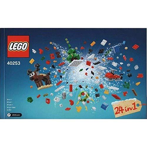 Lego Exc 40253 Christmas Build Up
