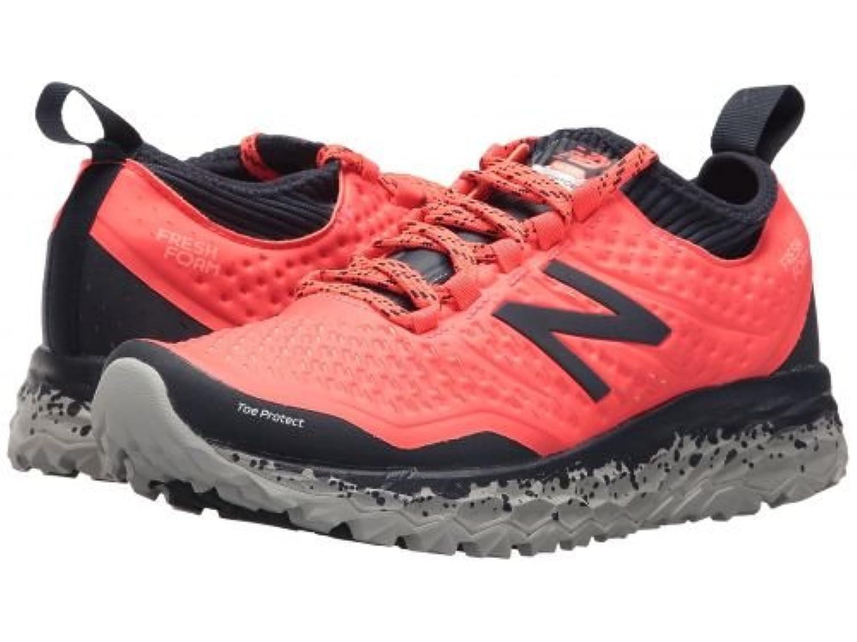 New Balance(ニューバランス) レディース 女性用 シューズ 靴 スニーカー 運動靴 Fresh Foam Hierro v3 - Vivid Coral/Pigment 5.5 D - Wide [並行輸入品]