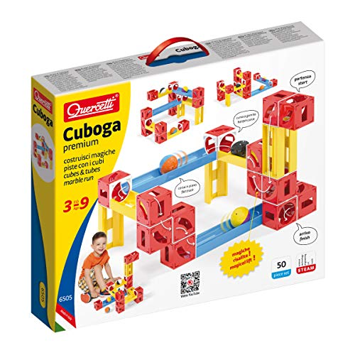 Quercetti - Cuboga Premium - Kugelbahn
