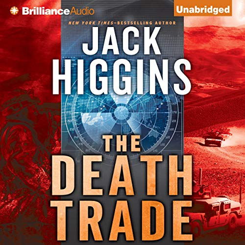 The Death Trade audiobook cover art