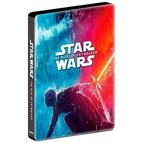 Star Wars: A Ascensão Skywalker - Steelbook Duplo [Blu-ray]