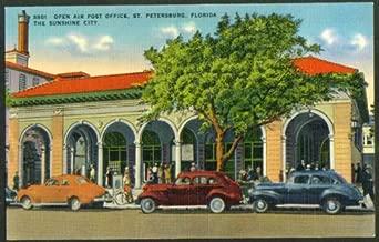 open air post office st petersburg