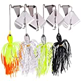 Buzzbaits Spring Bass Fishing Lures