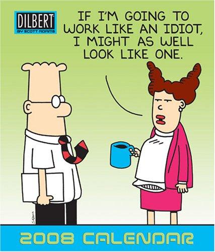 Dilbert: 2008 Calendar